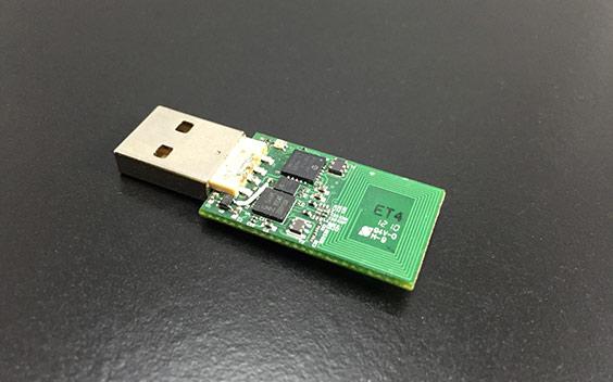 USB Reader with Secure Elemtn